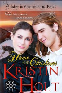 11-23-15. Home for Christmas. Kindle 500x750