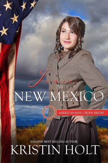 American Bride Josie New Mexico Cover med size