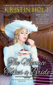 Soon-to-be discontinued cover art for The Menace Takes a Bride.