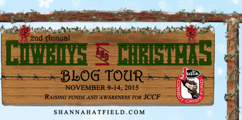 Shanna Hatfield's 2nd Annual Cowboys & Christmas Blog Tour