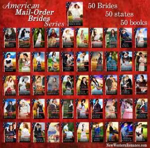 50 brides 50 states