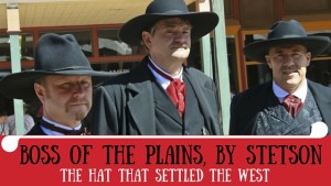Kristin Holt | Boss of the Plains, by Stetson: The Hat That Settled The West