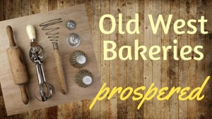 Kristin Holt | Old West Bakeries Prospered, related to Book Description: The Drifter's Proposal.