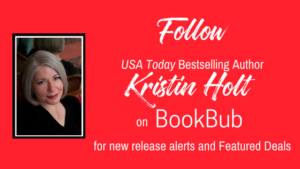 Link to Follow Kristin Holt on BookBub