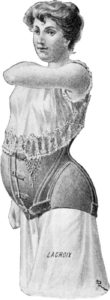 Maternity Corset, via Pinterest