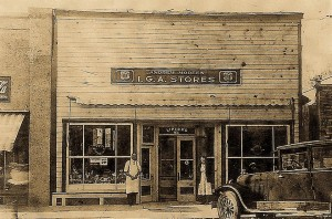 My Great-Grandfather's Store