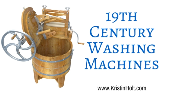 19th Century Washing Machines