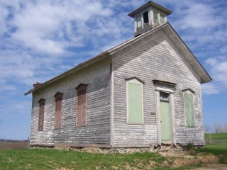 Kristin Holt   Education in the Old West. Image: 19th Century Country Schoolhouse