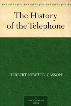 The HIstory of the Telephone cover
