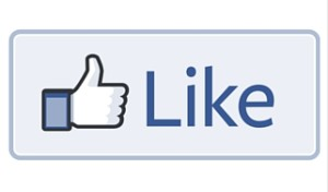 Facebook Like image