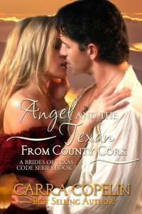 Carra Copelin. Angel and the Texan