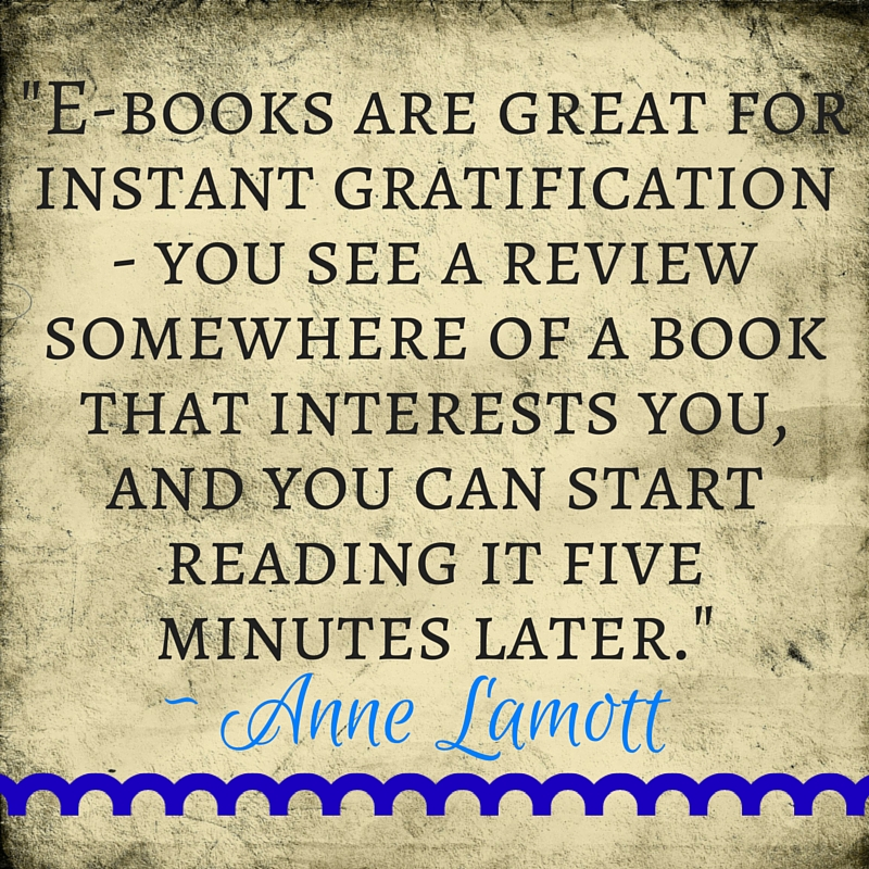 Review Ebooks Instant Gratification