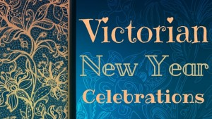 Kristin Holt | Victorian New Year Celebrations. Related to Courtship, Old West Style.