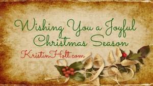 Wishing You a Joyful