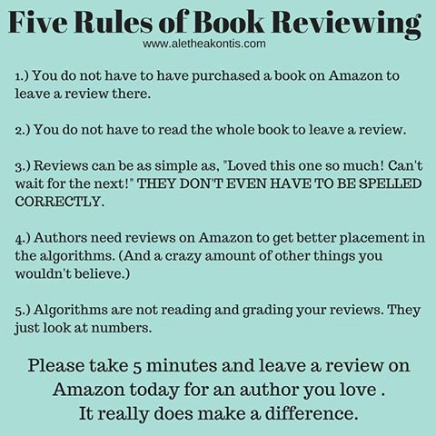 "Kristin Holt | Aletha Kontis quote: ""Five Rules of Book Reviewing"", image copyright Aletha Kontis"