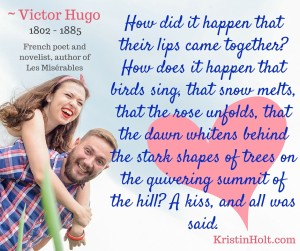 Victor Hugo Valentiines quote
