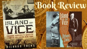 Kristin Holt | BOOK REVIEW: Island of Vice by Richard Zacks