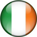 Irish flag icon
