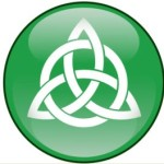 celtic knot icon