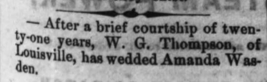 The Wilmington Morning Star, Wilmington, West Virginia, 30 April, 1873.