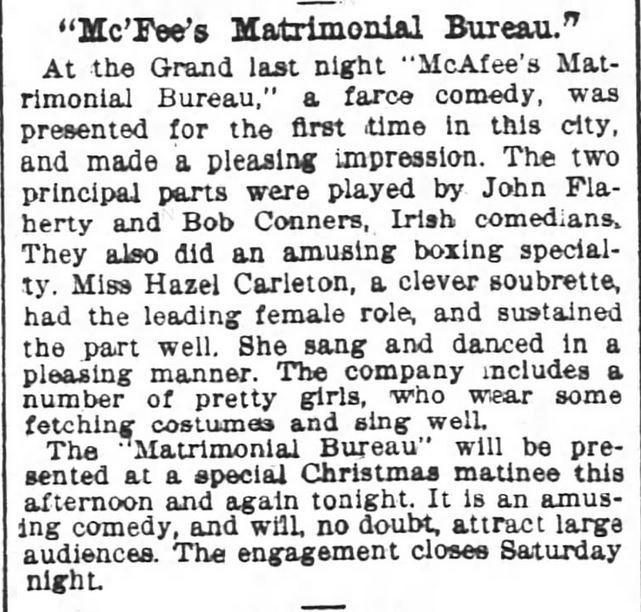 The Atlanta Constitution. 25 December 1896. pg 5