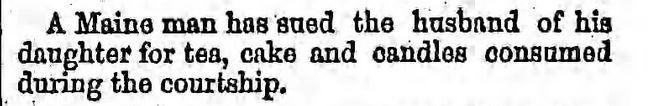 The Brooklyn Daily Eagle of Brooklyn, NY. 9 January, 1869.
