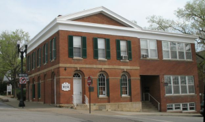 The Clay County Savings Bank