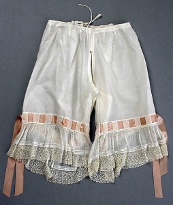 Cotton Drawers 1890, Pinterest