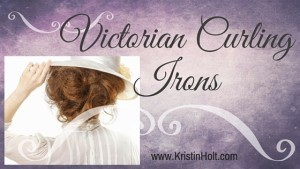 HEADER. Victorian Curling Irons