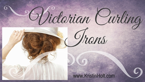 Victorian Curling Irons