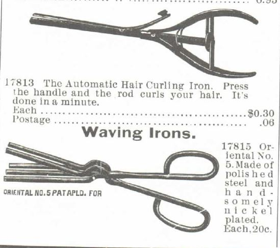 Montgomery Ward no. 57 spring and summer 1895