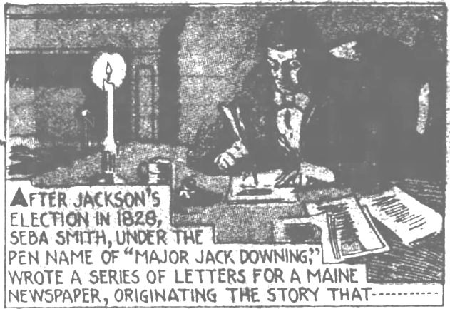 corrected How it Began. part 4. The Evening News. Harrisburg PA. 21 Dec 1935