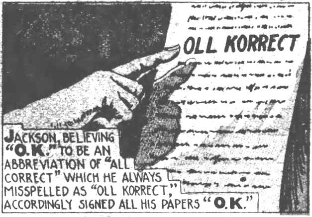 corrected How it Began. part 5. The Evening News. Harrisburg PA. 21 Dec 1935