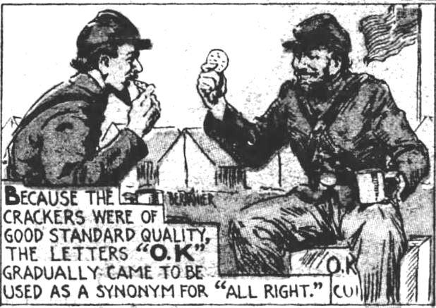 corrected How it Began. part 9. The Evening News. Harrisburg PA. 21 Dec 1935