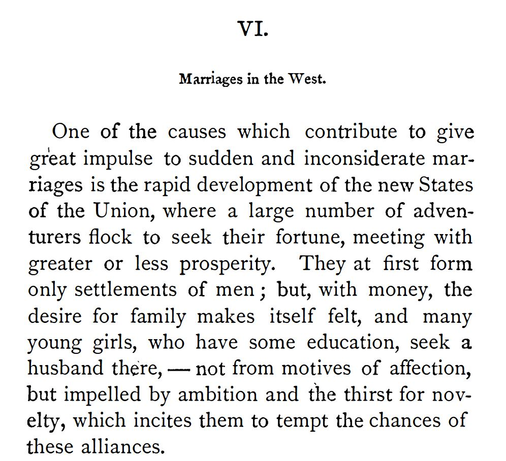 Kristin Holt | Marriages in the West (1867) Part 1.