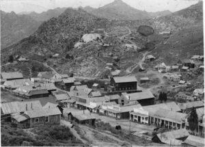 Silver City, Idaho. 1892. (#6018-140) Historical Photograph Collection, University of Idaho Library, Moscow, Idaho.