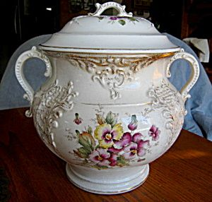 Very fancy chamber pot, as seen on Pinterest
