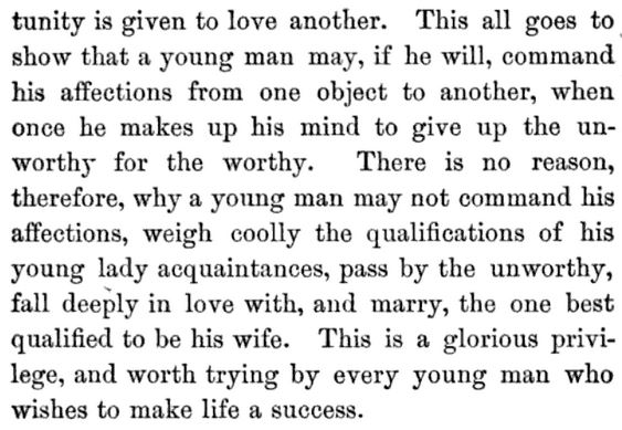 Kristin Holt | A Proper Victorian Courtship; The Marriage Guide for Young Men, part 18