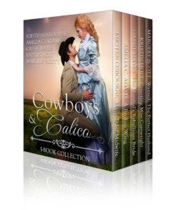 Cowboys & Calico, Western Historical Romance Box Set