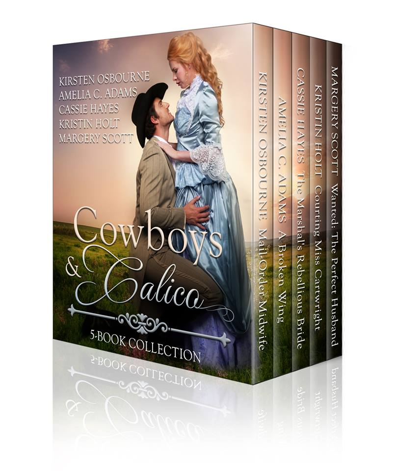 Cowboys & Calico, Western Historical Romance Box Set