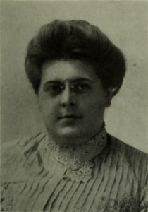 Myrtle Reed, American Author, Poet, Journalist, and Philanthropist. (1874 -- 1911) [Image: Public Domain, Wikipedia]