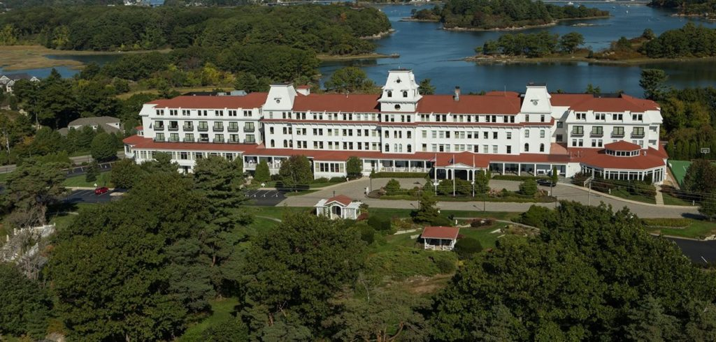 Wentworth by the Sea. Image: Courtesy of Wentworth.com