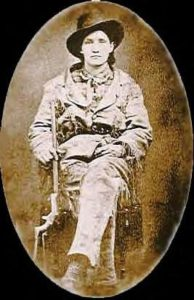 Calamity Jane (Martha Jane Cannary)