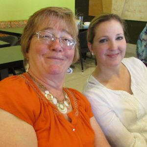 Heather Horrocks (left) and Janelle Daniels (right)