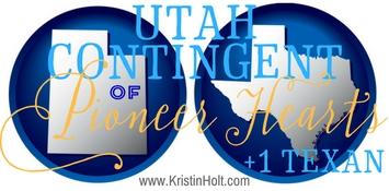 Utah Contingent of Pioneer Hearts +1 Texan