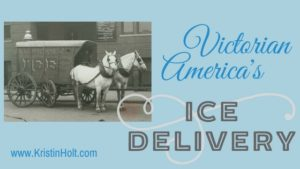 Victorian America's Ice Delivery