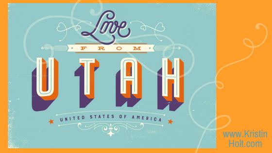 Love from Utah