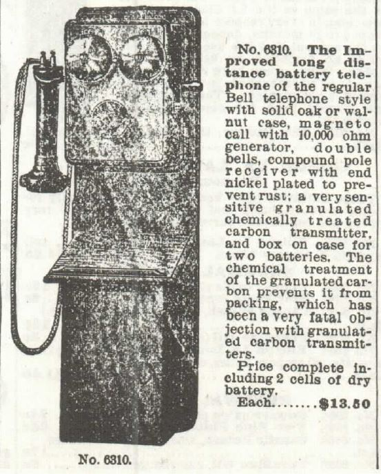 no 6810 Sears Telephone