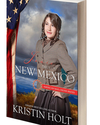 Josie: Bride of New Mexico, Autographed Paperback