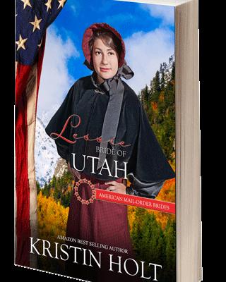 Lessie: Bride of Utah, Autographed Paperback